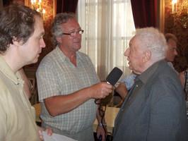 """Intervieuw met """"Radio Roelandt"""""""