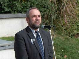Toespraak door Burgemeester Jo Van Durme