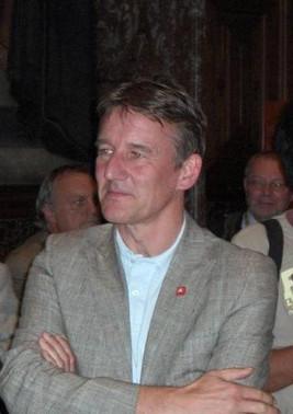 Burgemeester Patrick Janssens