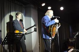 Bobby Setter en Patrick Fakkel