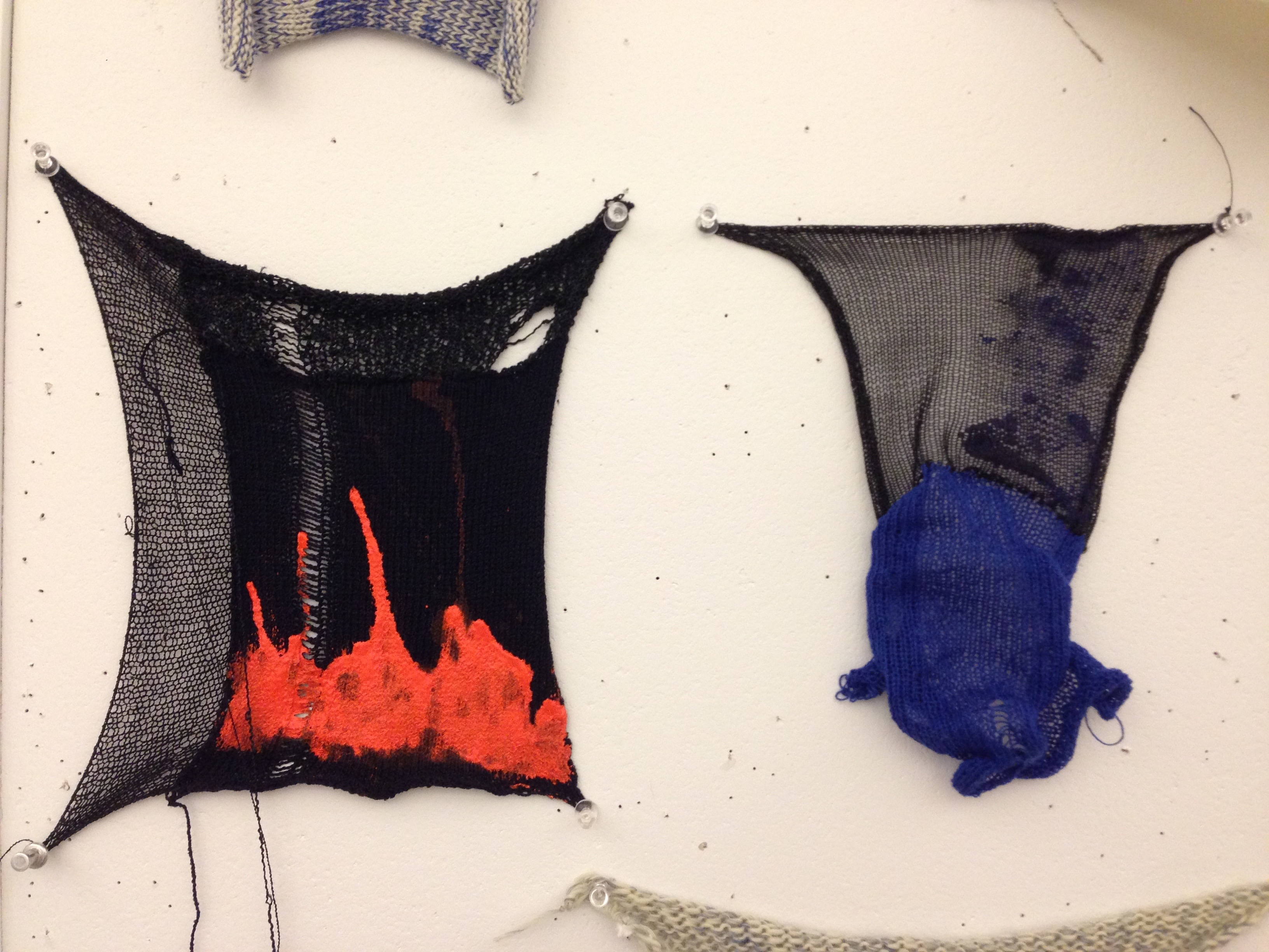 machine knit exploration