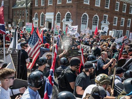 HopeLine's Response to Charlottesville