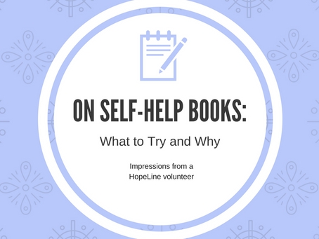 On Self-Help Books: What to Try and Why