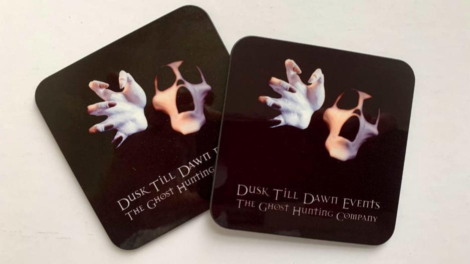 Dusk Till Dawn Events Coaster