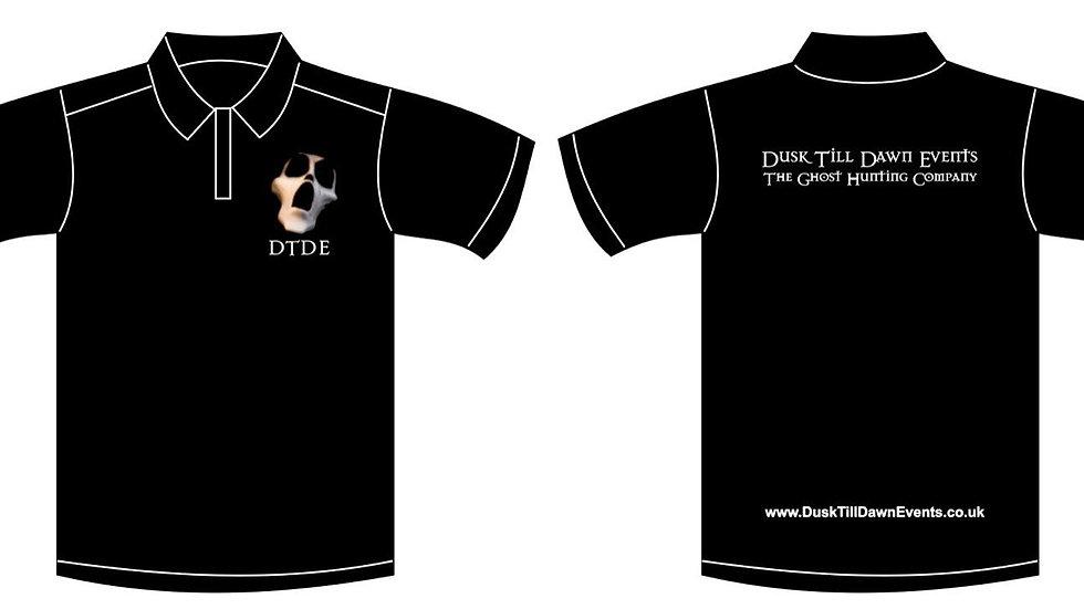 Dusk Till Dawn Events Polo Shirt