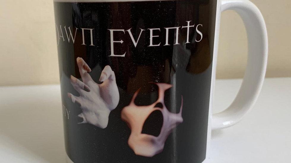 Dusk Till Dawn Events Mug