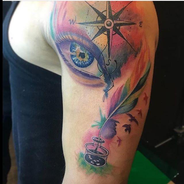 Tattoo Shop Broward United States Sensation Tattoo