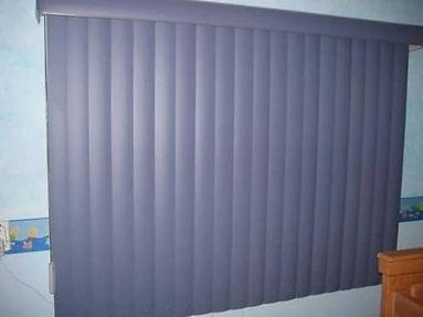 PERSIANA VERTICAL PVC DF