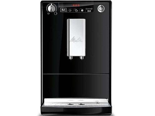 MELITTA CAFFEO SOLO FULLY AUTOMATIC COFFEE MACHINE: BLACK