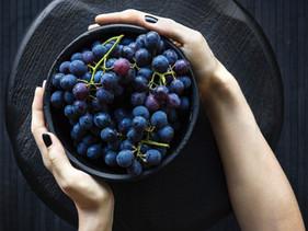 Kun je druivenpitten eten?