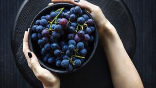 As uvas