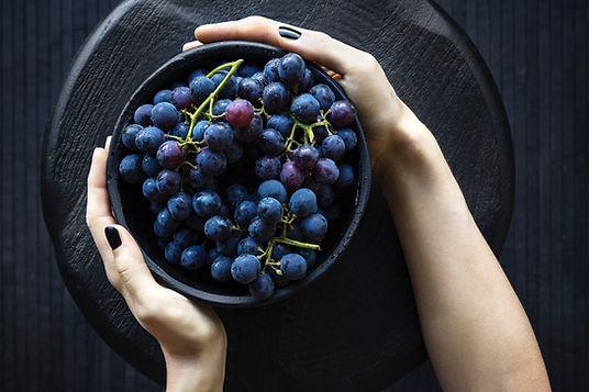 Tazón de Uvas