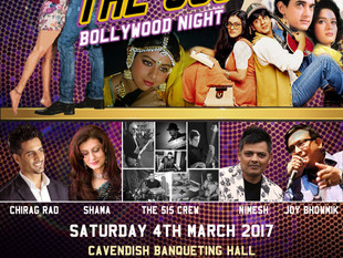 Back to the 90s Bollywood Night
