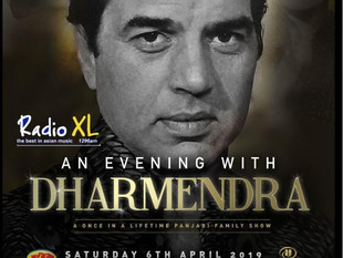 An Evening with Dharmendra