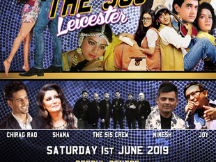 Back to the 90s - Leicester