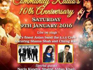 Unity FM's 10th Anniversary Show