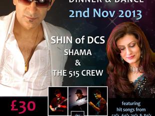 Diwali Show with Shin of DCS