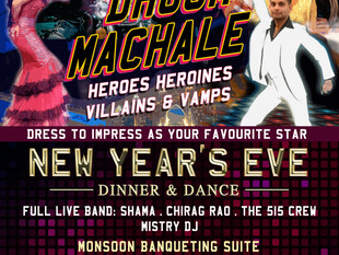 Dhoom Machale New Year's Eve 2014