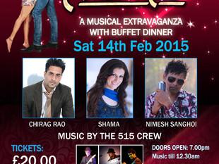 Aashiqui - Valentine's Day Musical Extravaganza