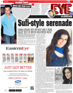 Eastern Eye Article