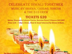 Lohana Diwali Dinner & Dance