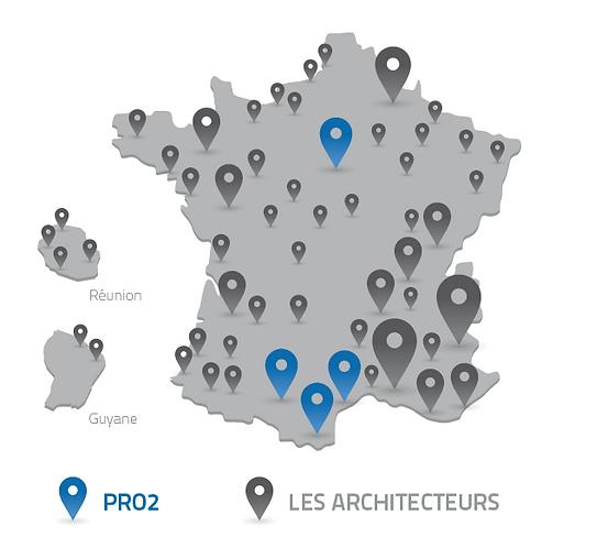 Pro2 Architecteurs