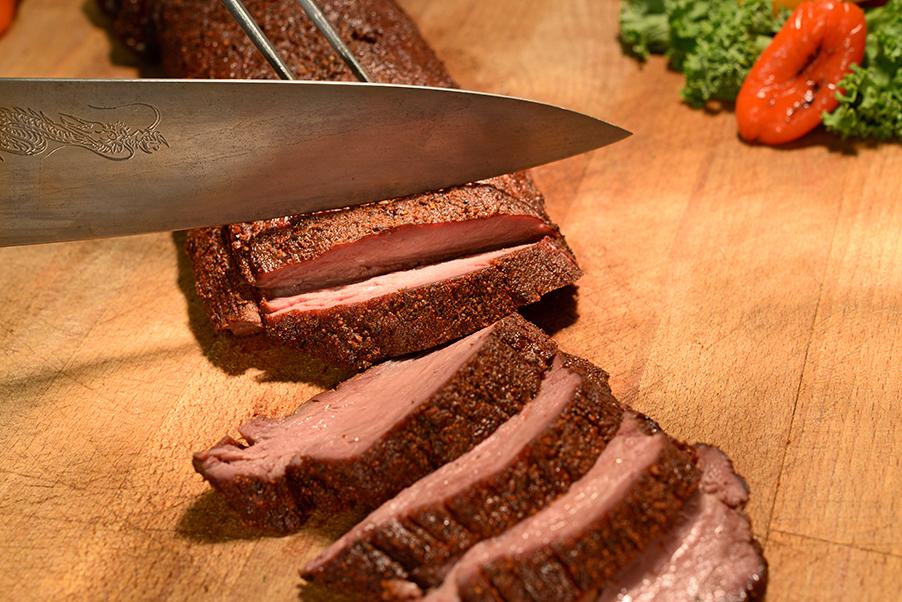 Dagar's House-Smoked Beef Tenderloin