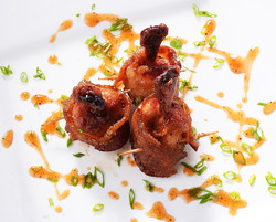Dagar's Famous BBQ Chicken Lollipop