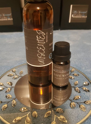 Sensuous Massage Oils