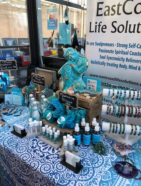 Essential Oils & Wellness Products