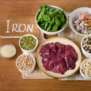 TIPS FOR LOW IRON