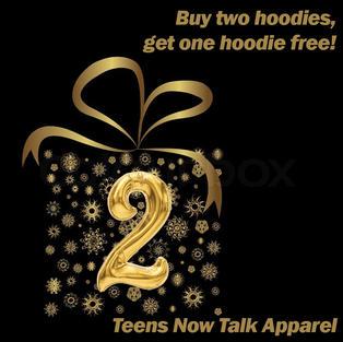 Teens Now Talk Apparel