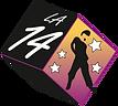 Logo de LA 14