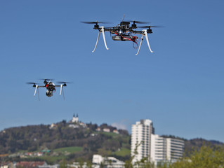 Urban Deliveries with Drones