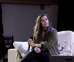 Charlando con Nieve Castro sobre mujeres creadoras