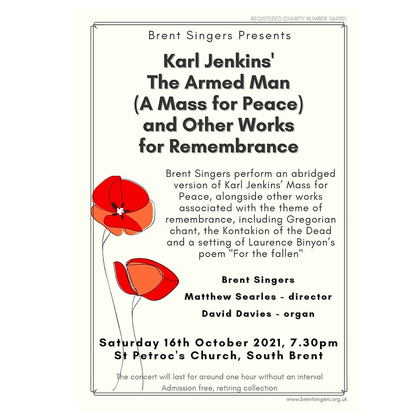 Karl Jenkins : The Armed Man (A Mass for Peace)