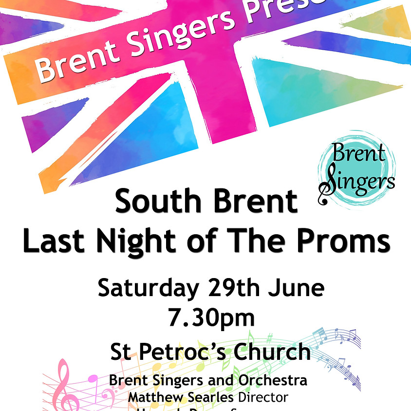 South Brent Last Night of the Proms