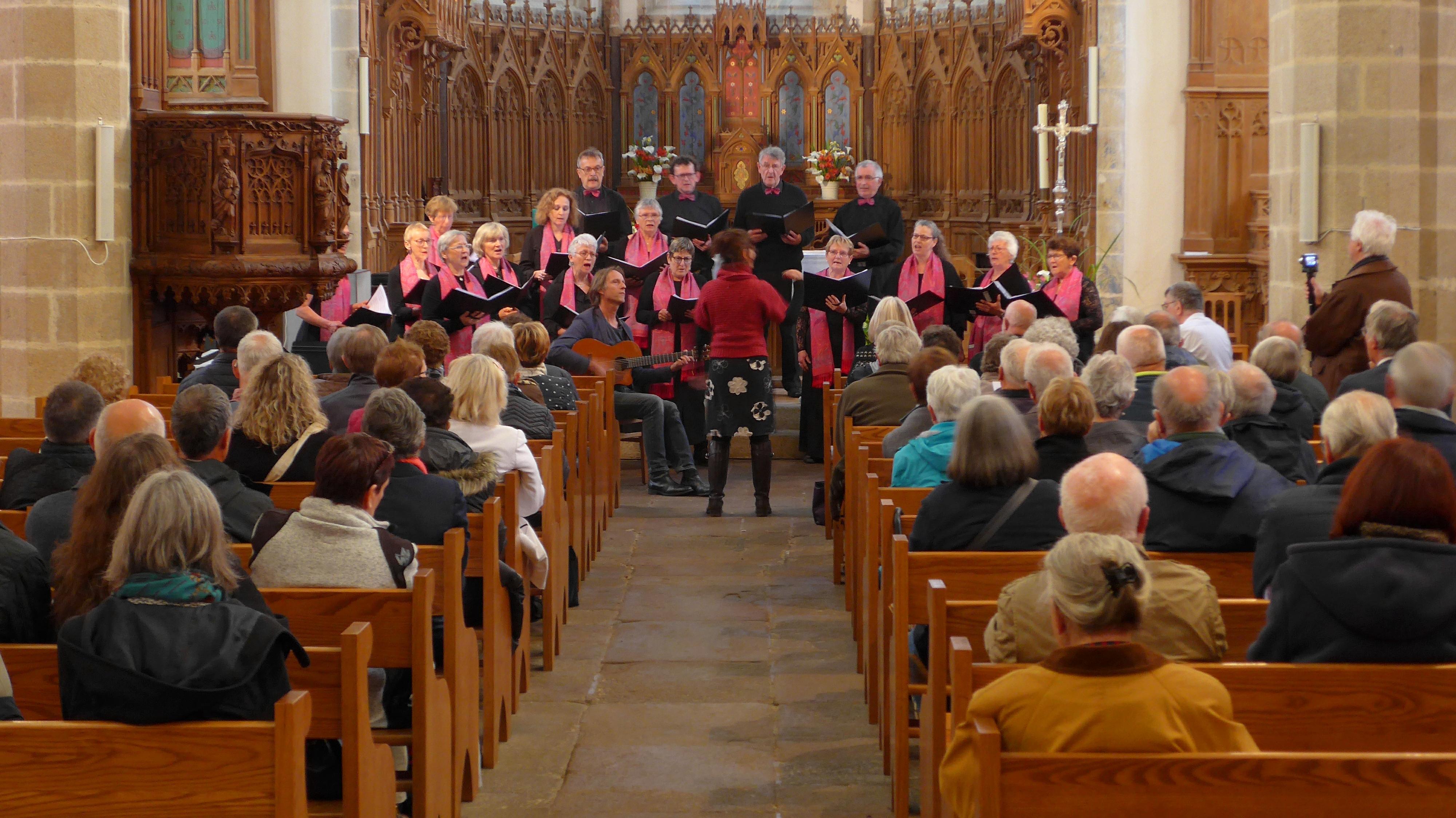 Chorale de la Vallee CdF 2019