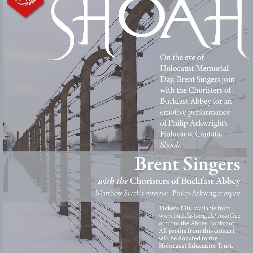 *Shoah - A Holocaust Cantata