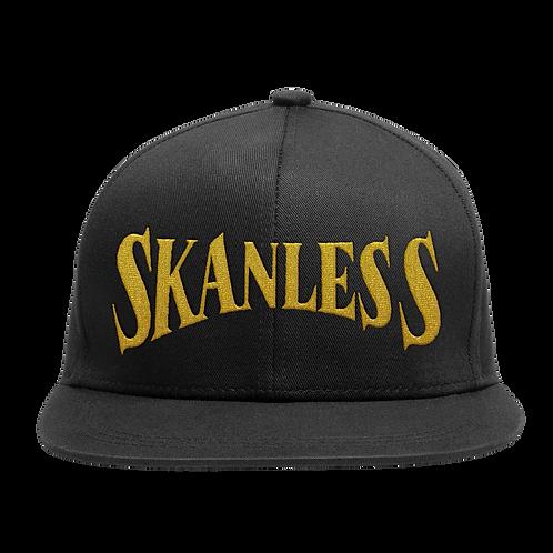 SKANLESS (GOLD) SNAPBACK