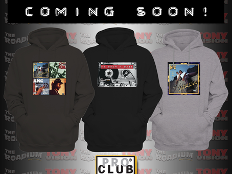 NEW PRO CLUB HOODIES COMING SOON!