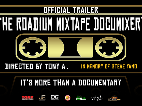 THE ROADIUM MIXTAPE DOCUMIXERY OFFICIAL TRAILER