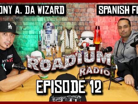 TONY VISION PRESENTS - ROADIUM RADIO - EPISODE 12 - SPANISH FLY