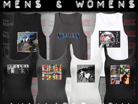 MEN & WOMEN'S TANK TOPS NOW AVAILABLE!!!