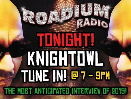 TONIGHT!!! TUNE IN TO ROADIUM RADIO!!!