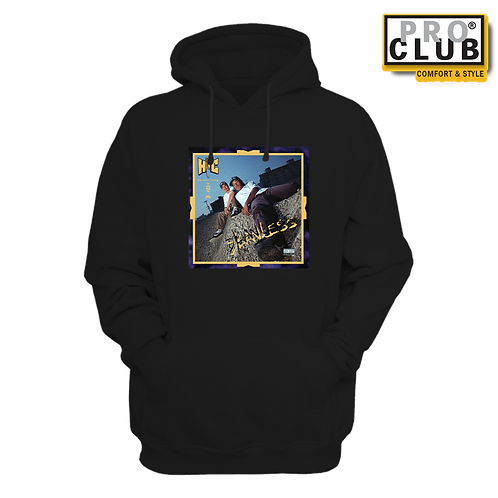 HI-C & TONY A. SKANLESS HOODIE BY TONY A.