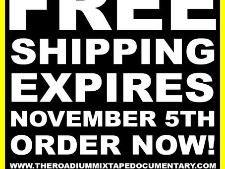 ORDER NOW! FREE SHIPPING!