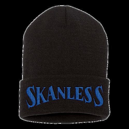 SKANLESS (BLUE) BEANIE