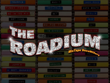 THE ROADIUM MIXTAPE DOCUMIXERY PRESS KIT - NOW AVAILABLE FOR DOWNLOAD