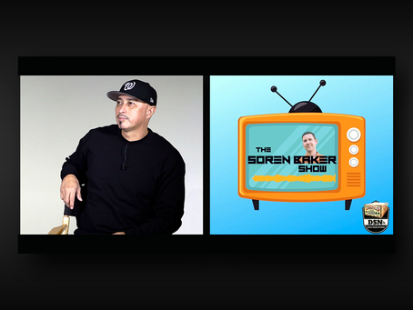 Check out the NEW Tony A. interview on The Soren Baker Show!
